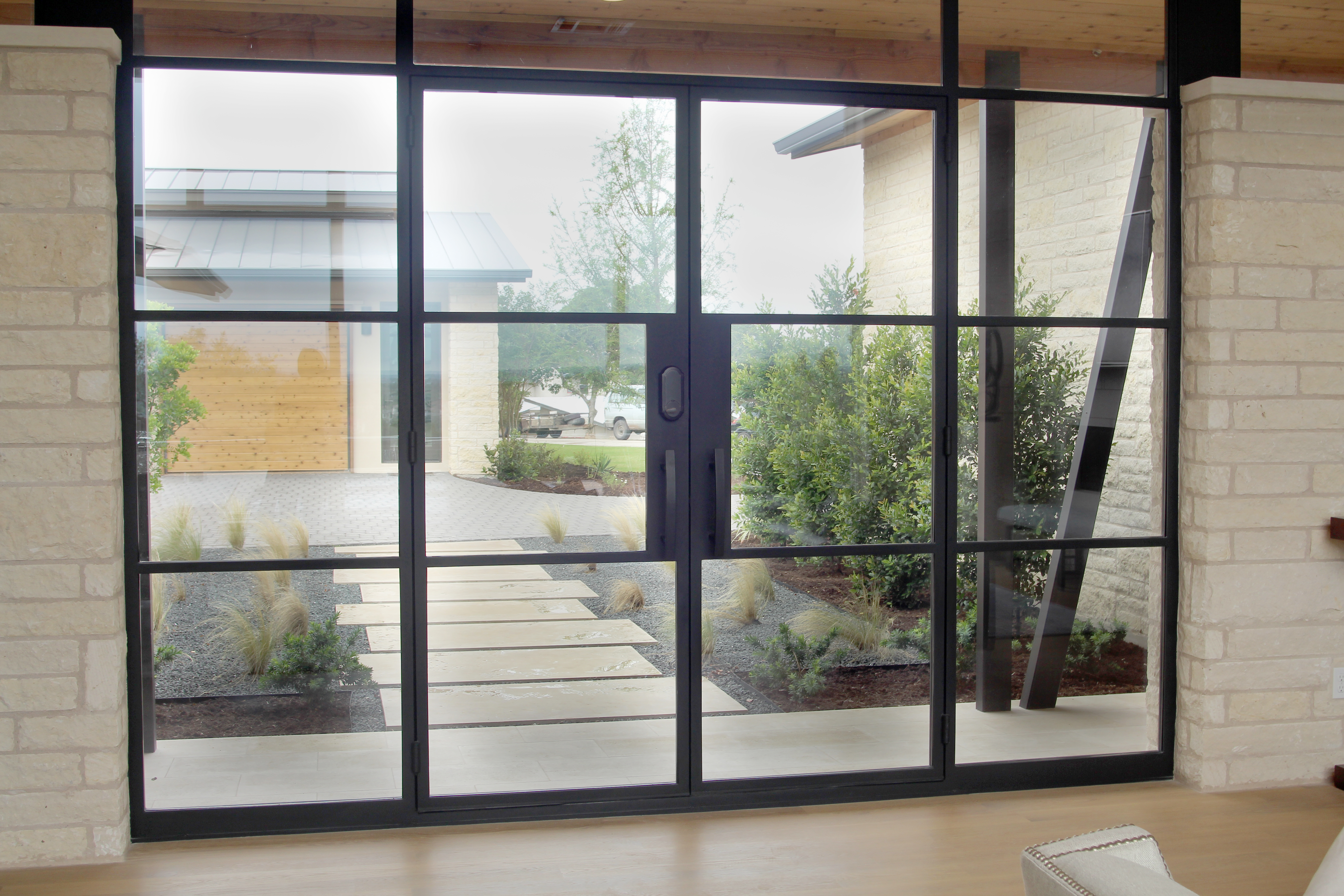 Presidio doors custom iron doors austin texas for Exterior doors austin tx