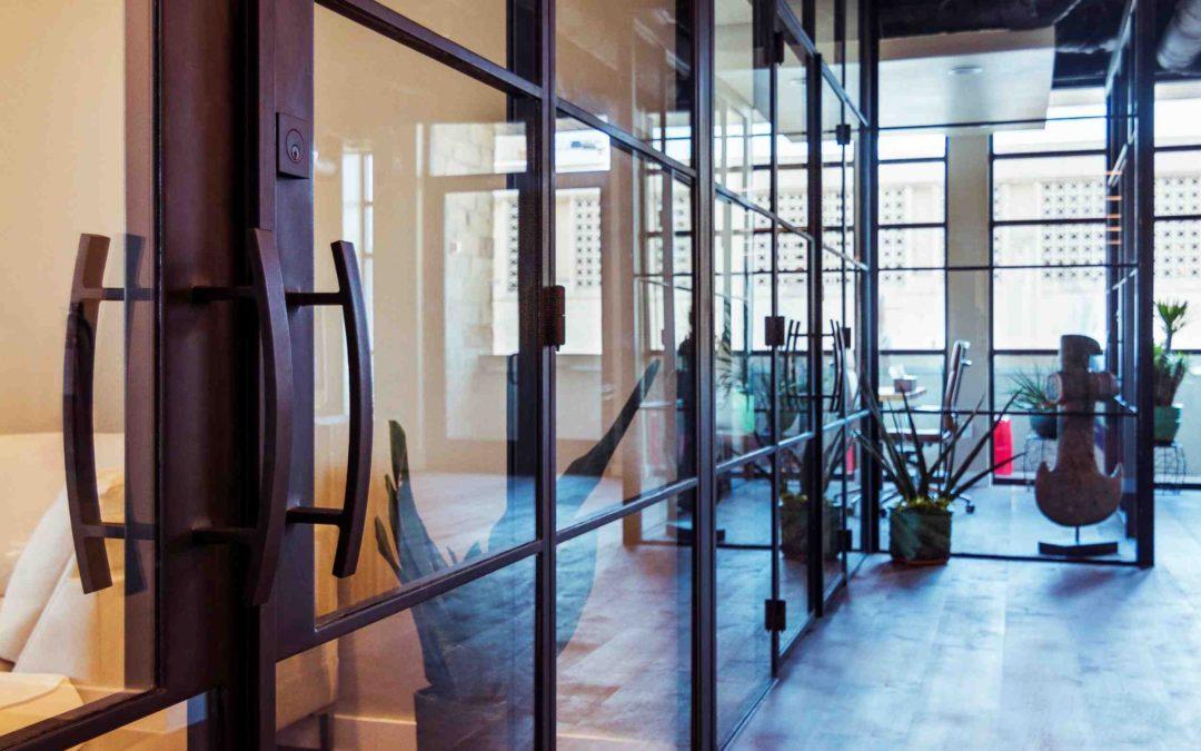 Presidio Doors Facilitate Collaborative Environment at Amini & Conant