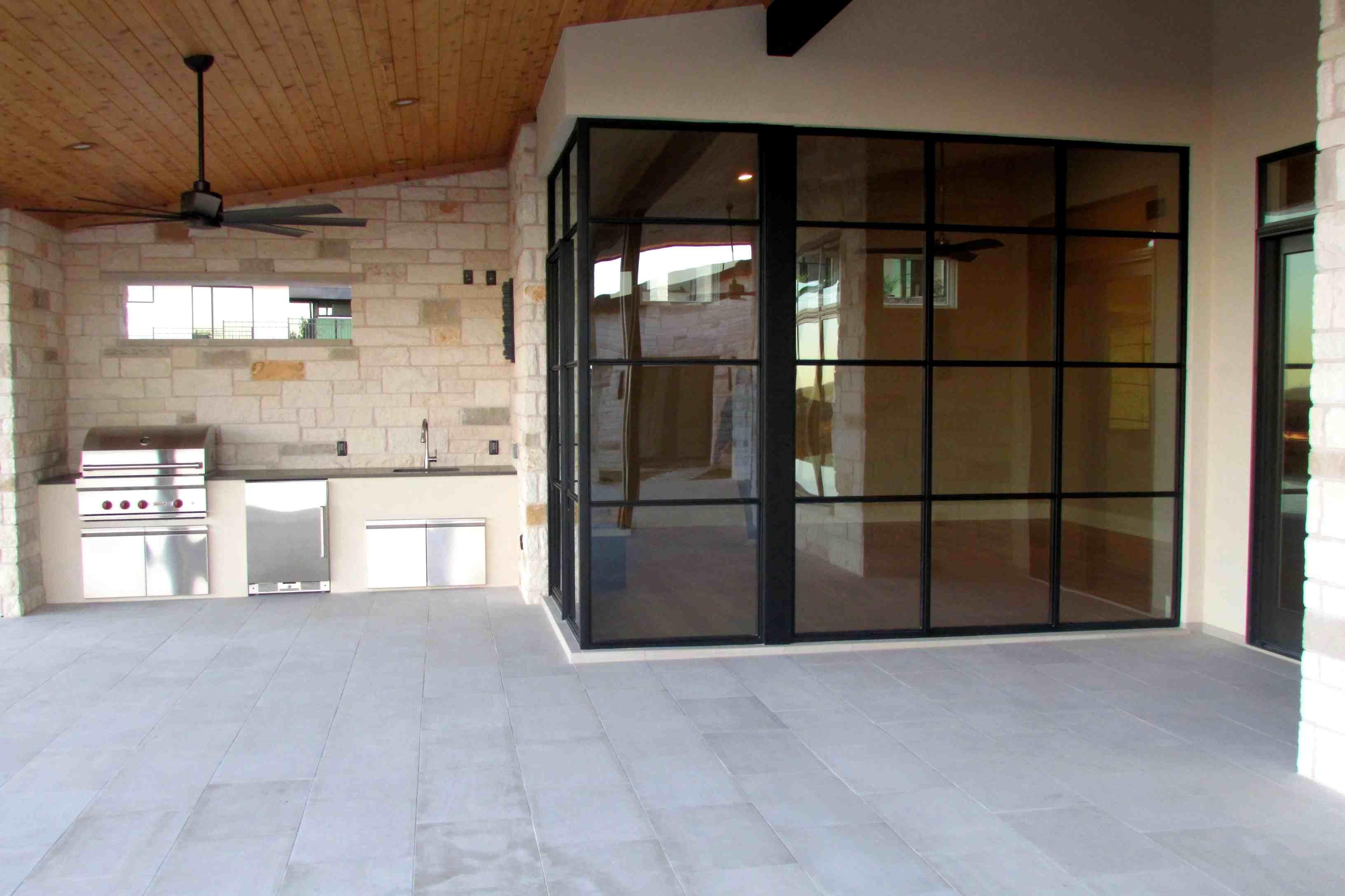 Custom Steel Windows Presidio Steel Doors Amp Windows