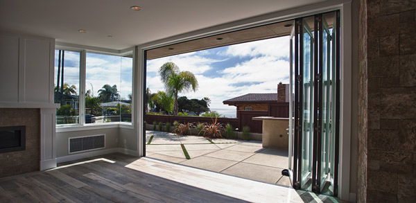 The Aluminum Thermally Controlled system offers the sleek and contemporary design of LaCantinau0027s Aluminum system with improved thermal performance and added ... & LaCantina Doors | Presidio Doors - Custom Doors - Austin TX pezcame.com