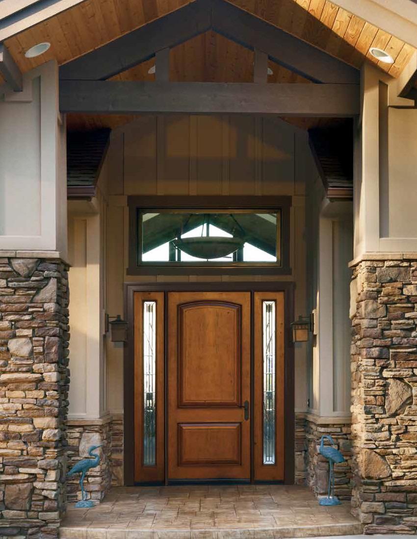 Jeld wen windows doors presidio doors custom iron for Custom windows and doors
