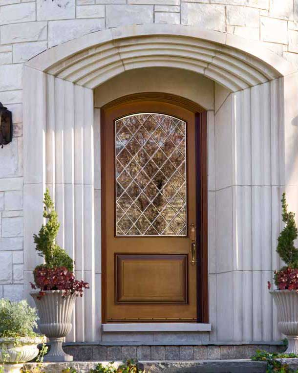 Jeld wen windows doors presidio doors custom iron for Fiberglass windows