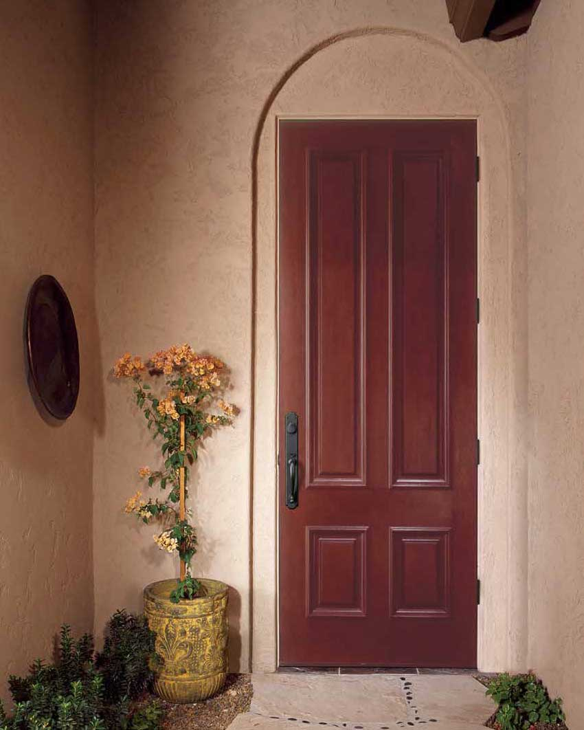 Jeld Wen Windows Doors Presidio Doors Custom Iron Doors