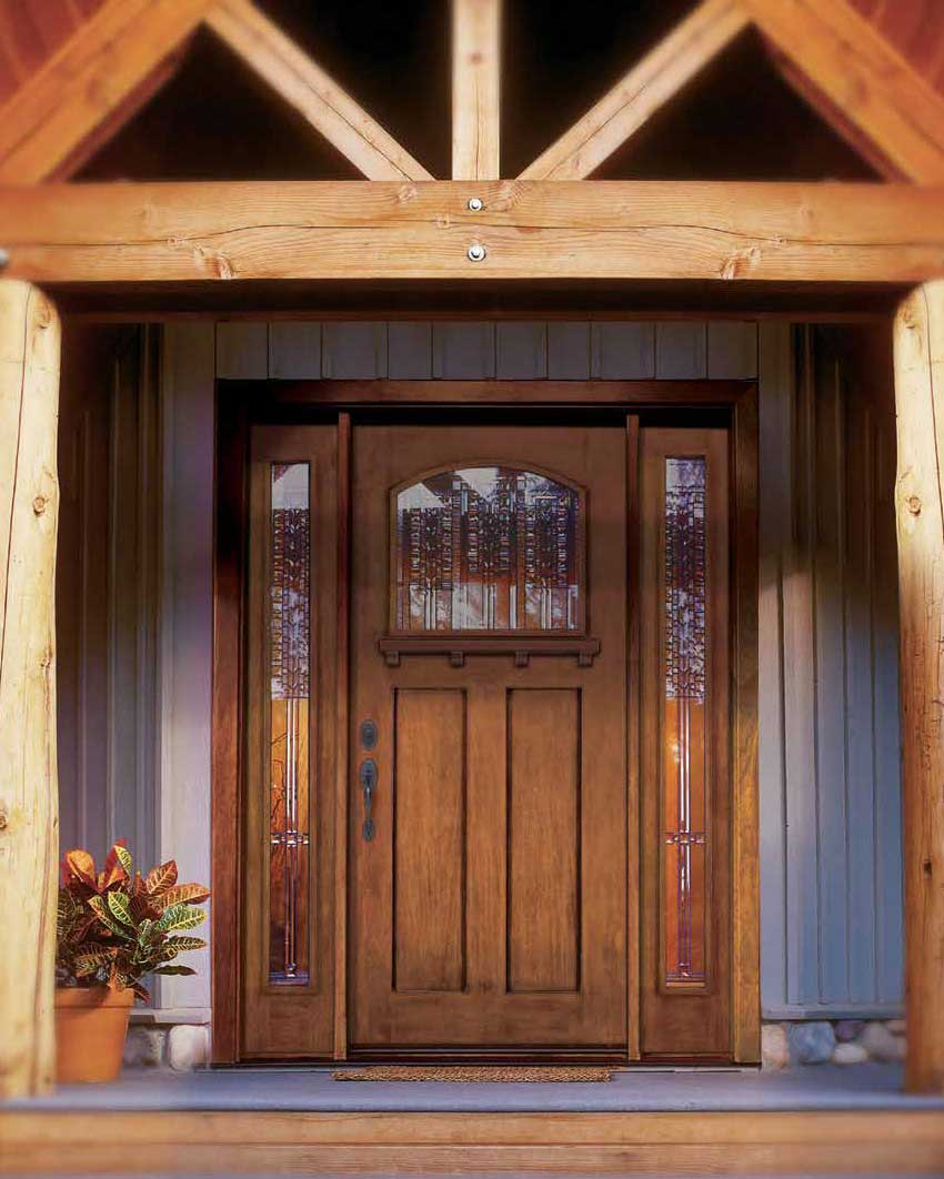 Jeld wen windows doors presidio doors custom iron for Custom exterior doors
